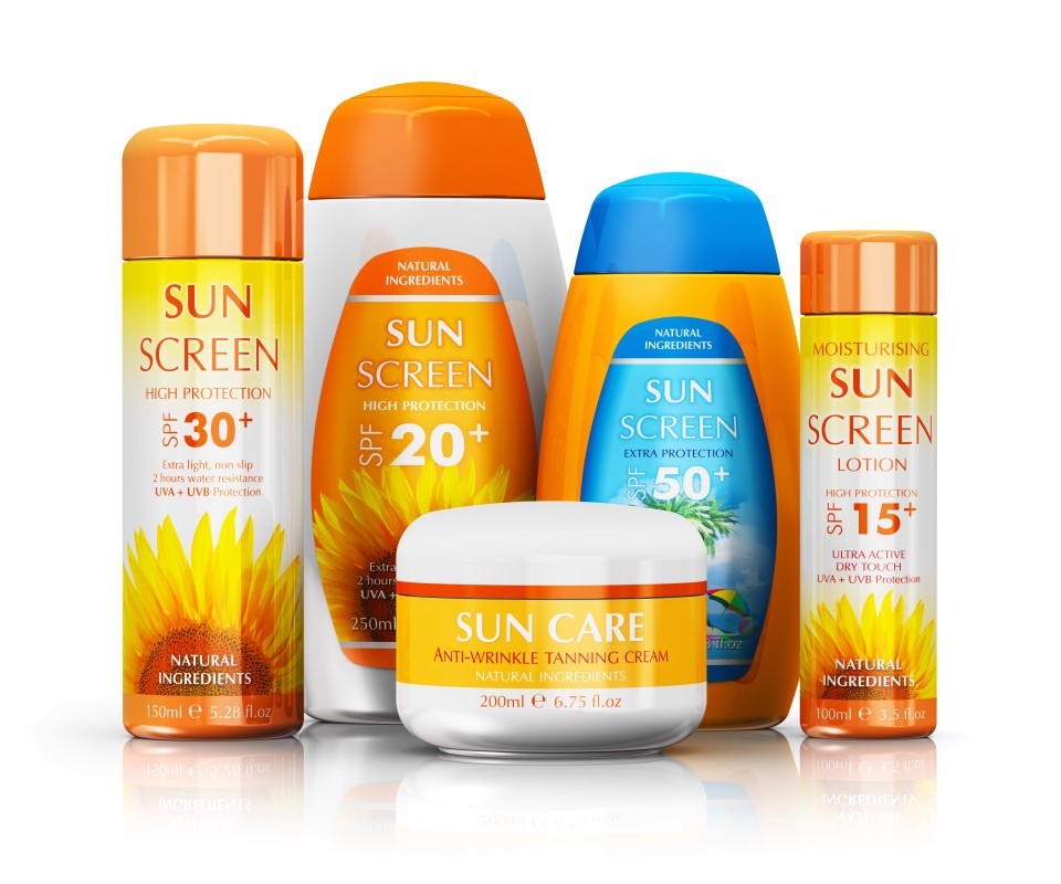 Suncream